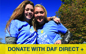 Donate DAF Button